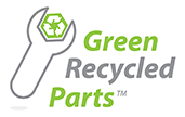 Automotive Recyclers Associationgreen recycled parts logo