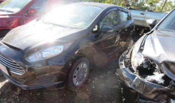 2014 Ford Fiesta #I62907 full