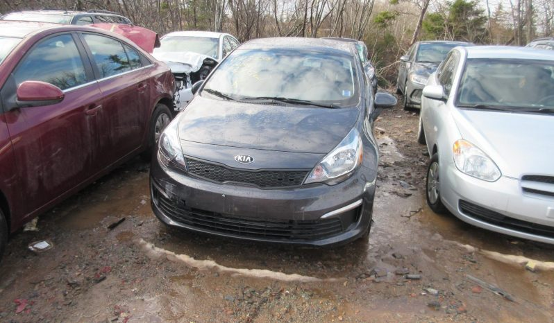 2016 Kia Rio Sedan #B73555 full