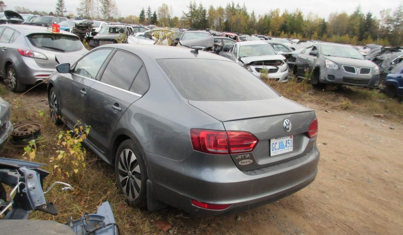 2013 VW Jetta Hybrid #J74644 full