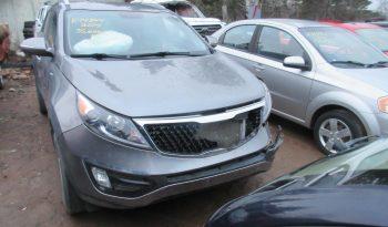 2015 Kia Sportage AWD #K74844 full