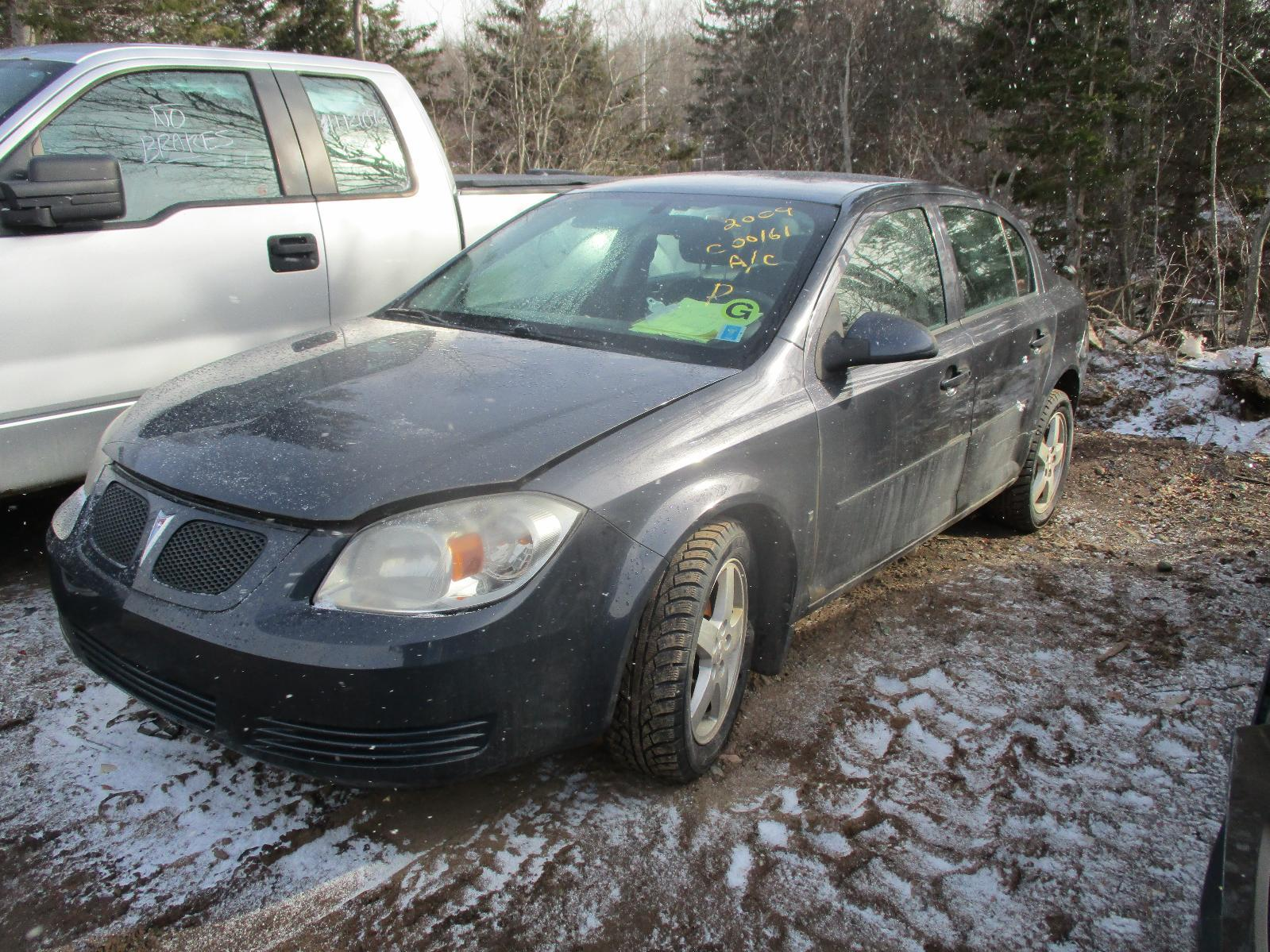 2009 Pontiac G5 – #C00161 full