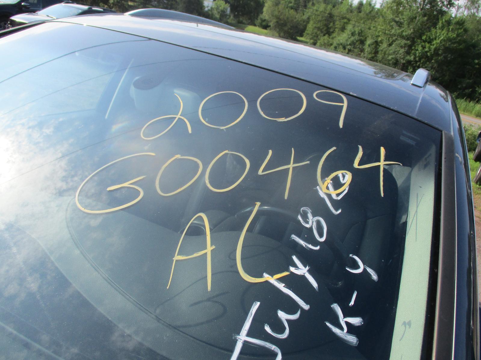2009 Audi Q7 S-Line – #G00464 full