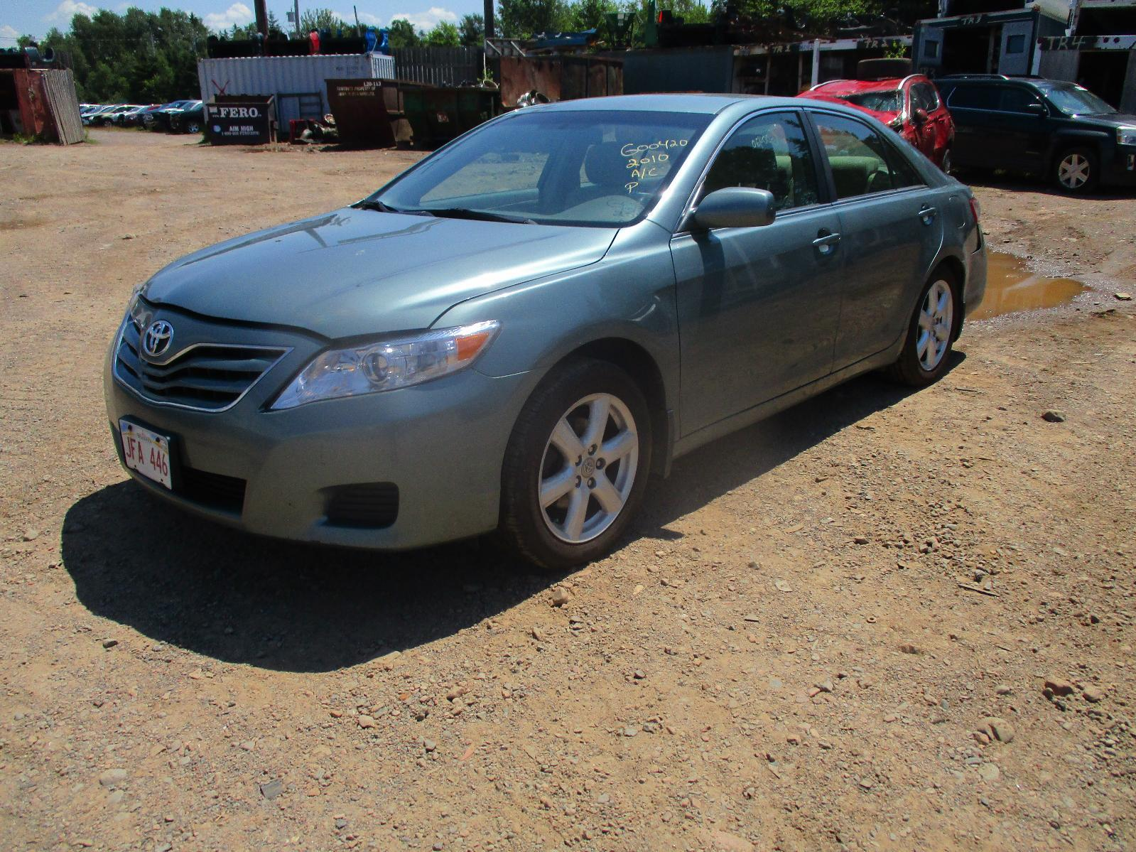 2010 Toyota Camry LE – #G00420