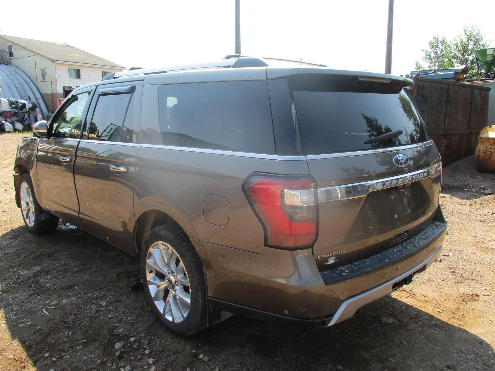 2018 Ford Expedition Max Limited – #G00450 full