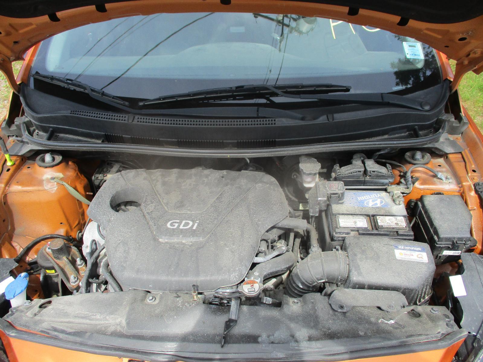 2017 Hyundai Accent SE – #G00489 full