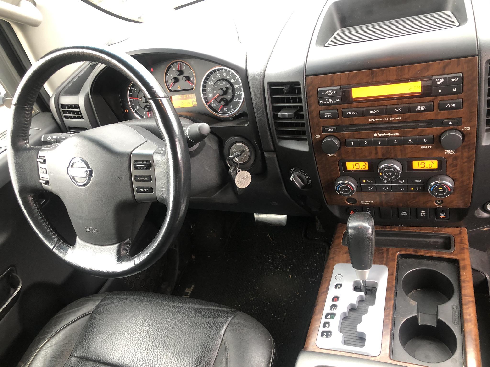 2012 Nissan Titan SL 4×4 – C62231 full