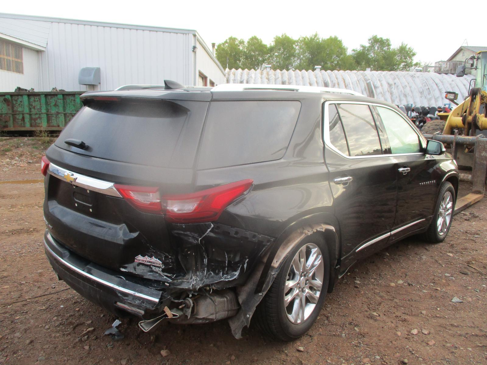 2018 Chevrolet Traverse High Country 4WD – J00675 full