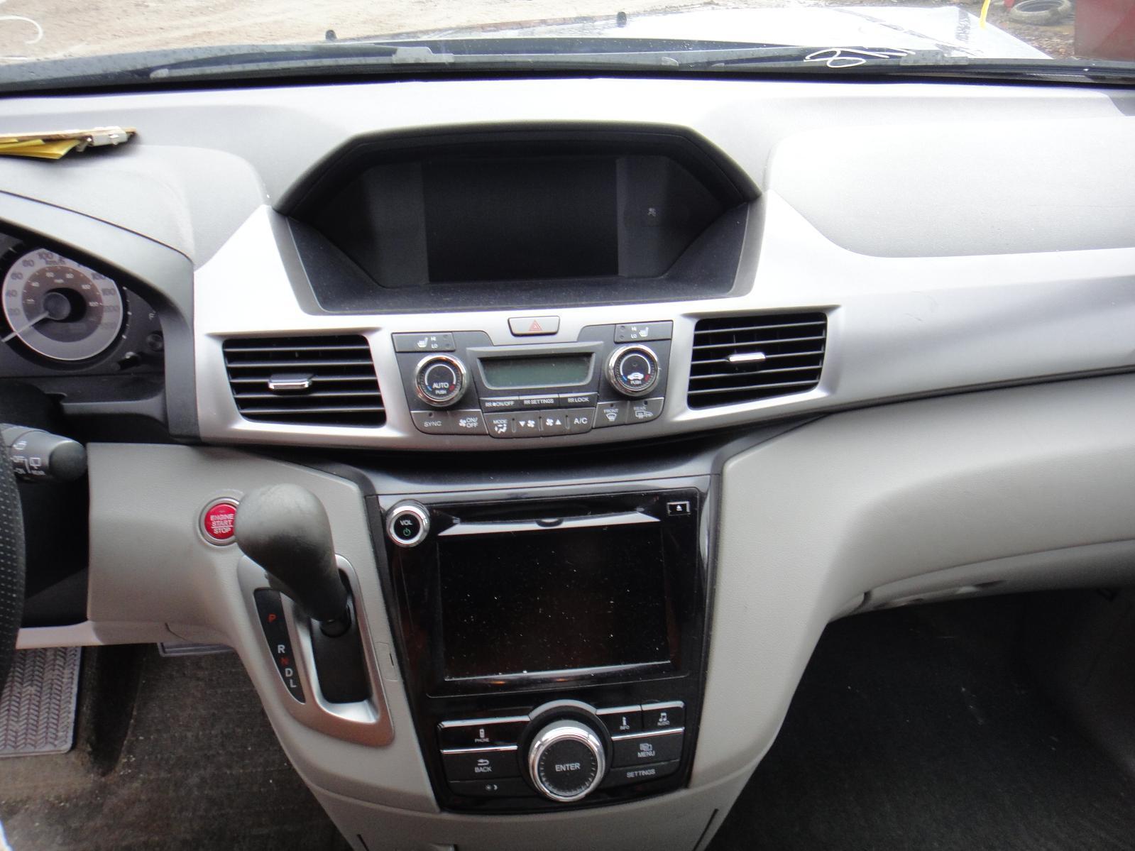 2015 Honda Odyssey EX – #K00853 full