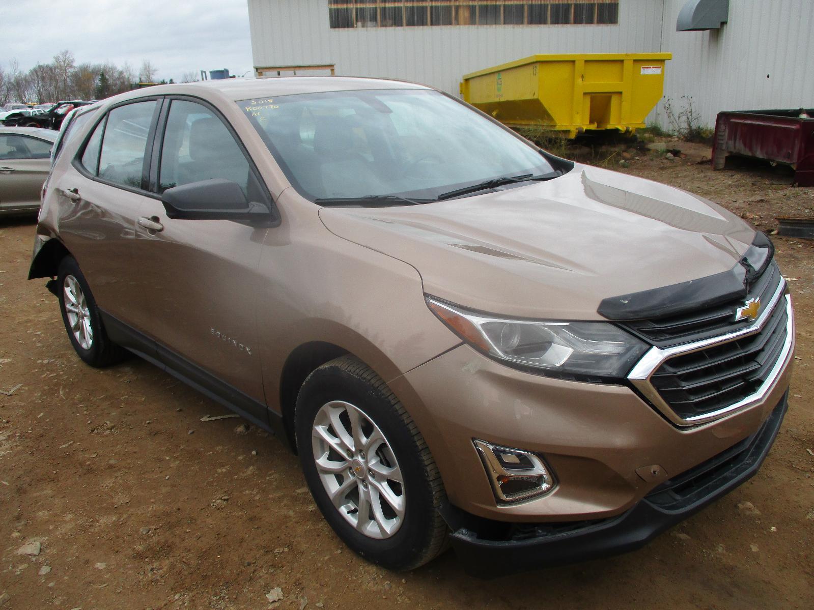 2015 Chevrolet Equinox LS – #K00770