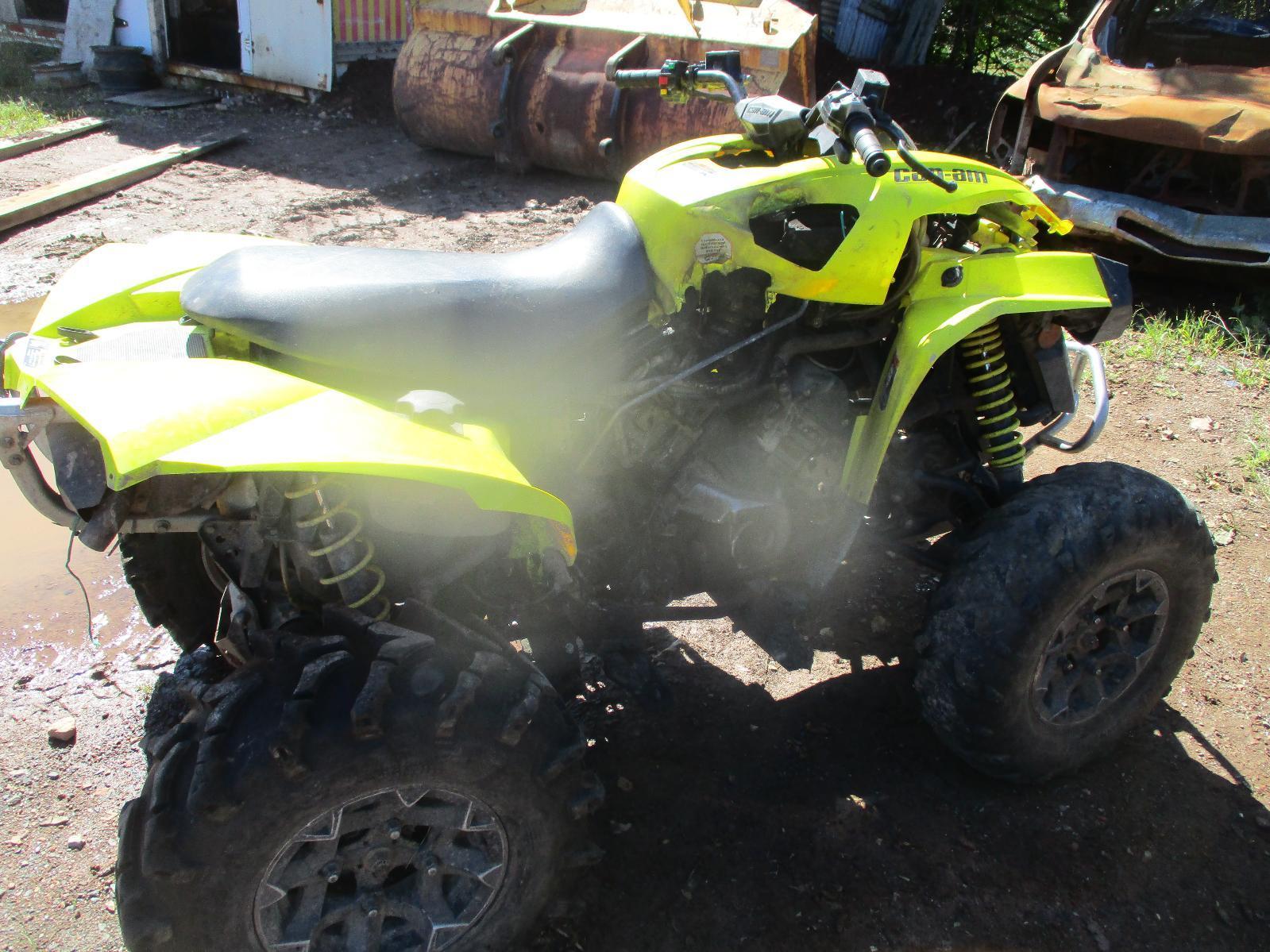 2020 CanAm Renegade 4×4 – 570cc full