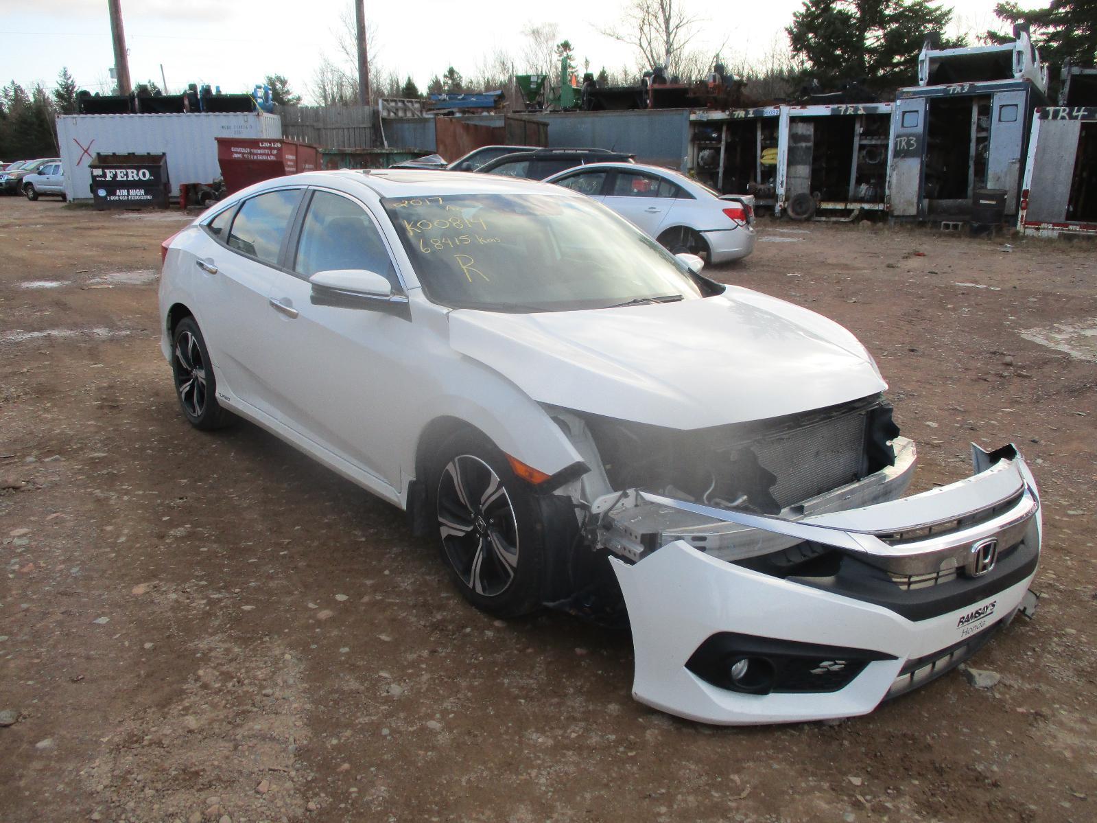2017 Honda Civic Touring – #K00814