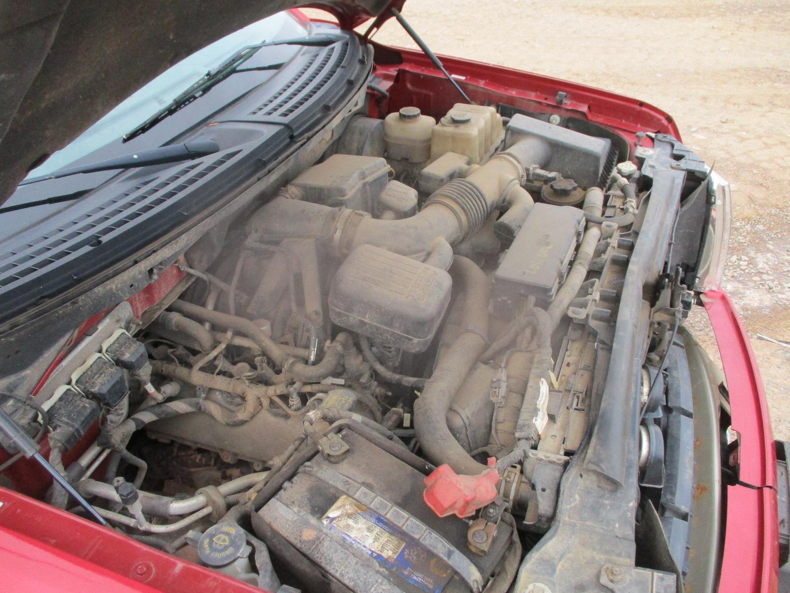 2009 Ford F-150 Super Crew Lariat 4×4 full