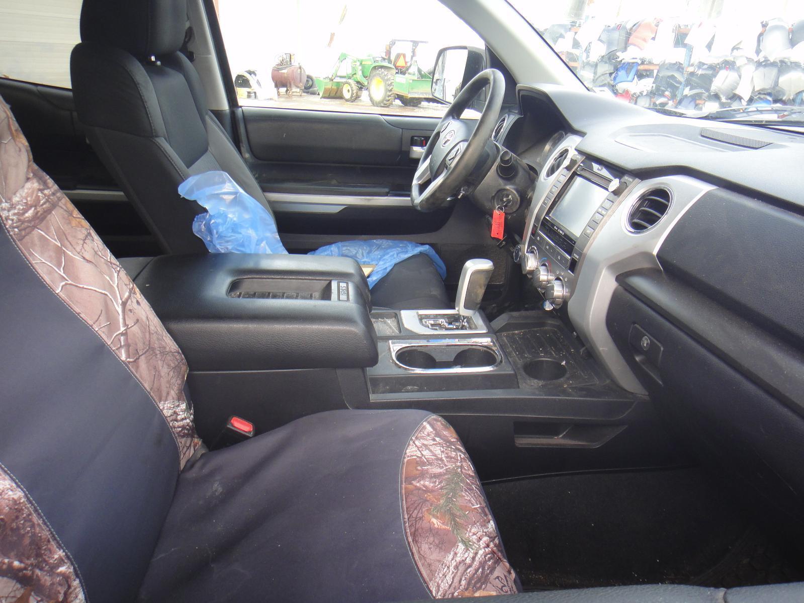 2014 Toyota Tundra TRD 4×4 full