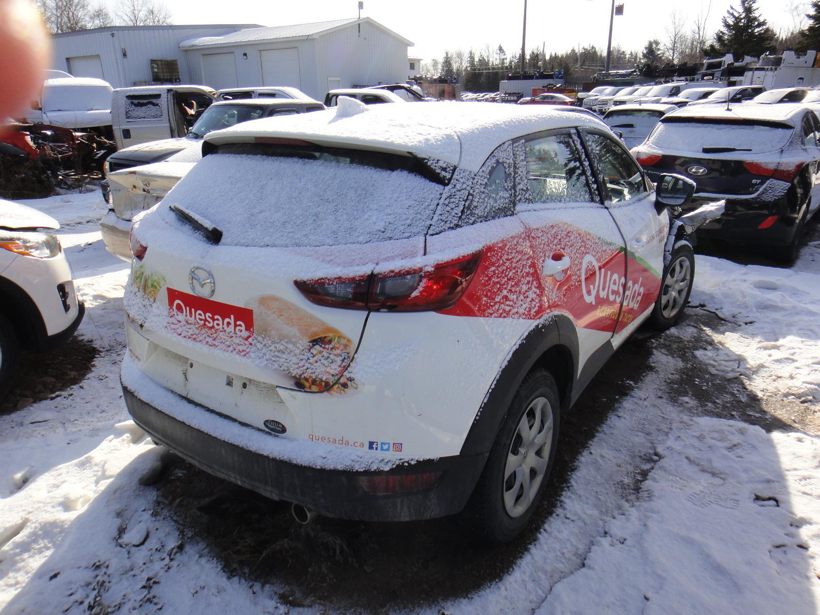 2017 Mazda CX-3 Sport full