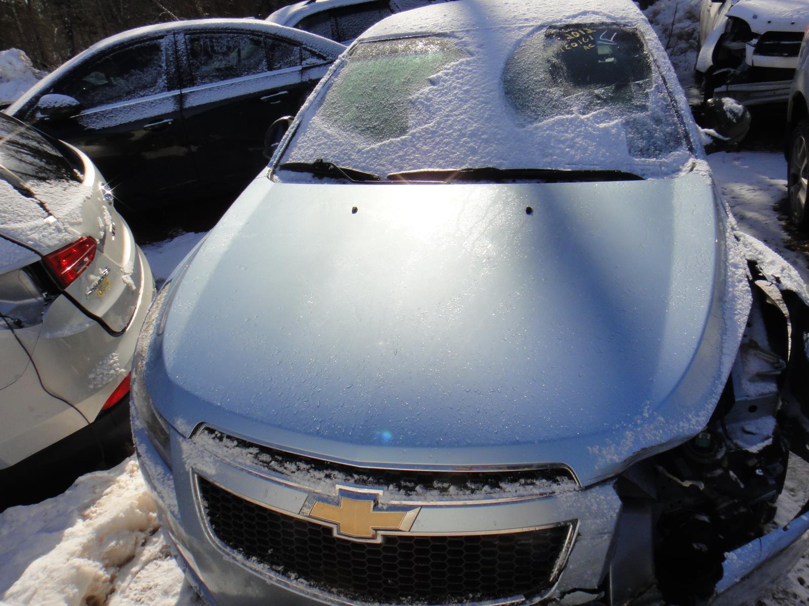 2012 Chevrolet Cruze LS full