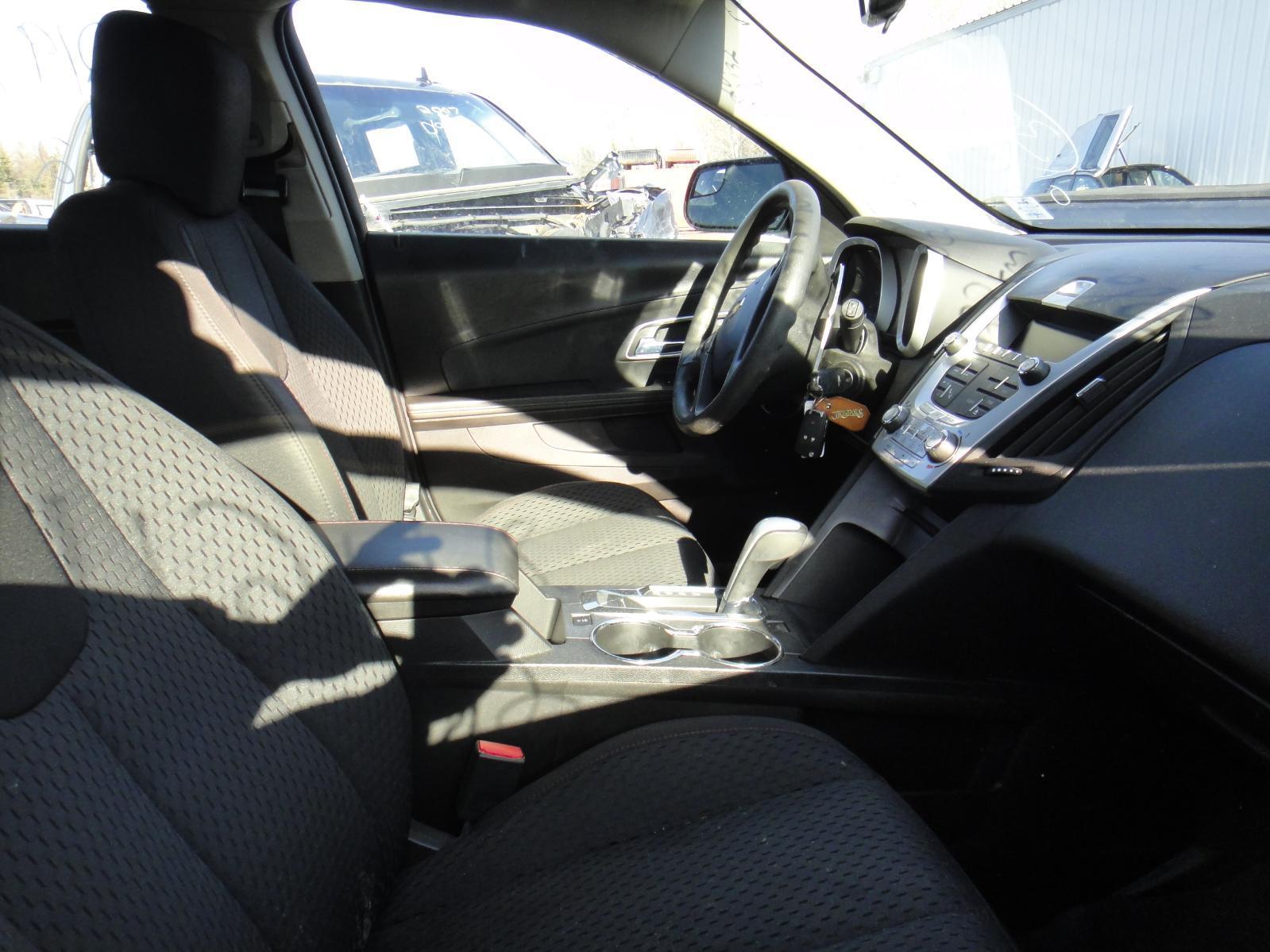 2012 Chevrolet Equinox LS AWD full