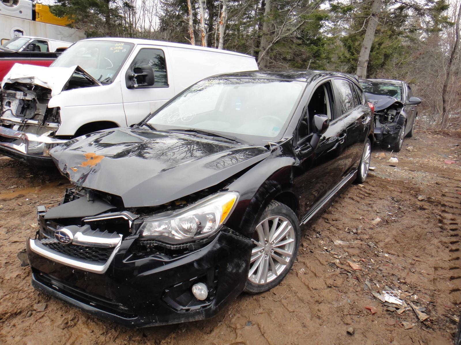2014 Subaru Impreza Premium AWD