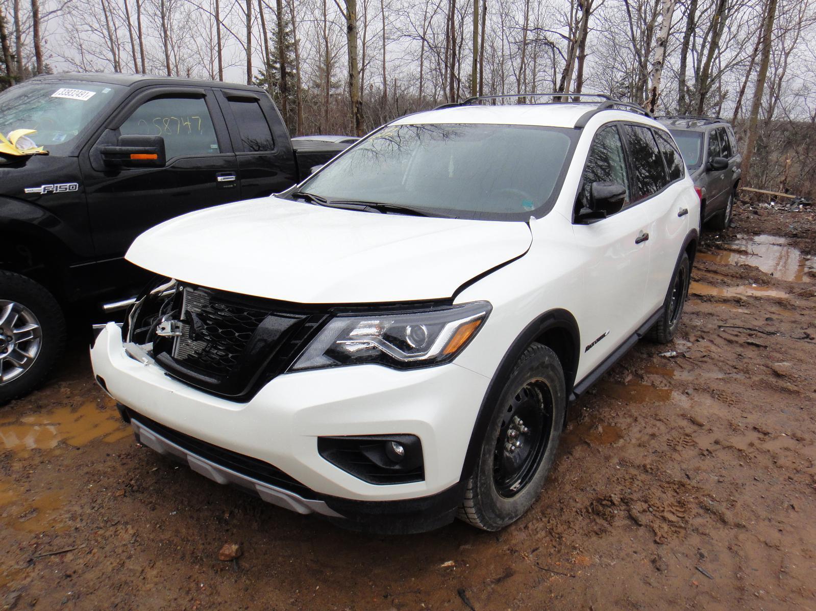 2019 Nissan Pathfinder SV 4WD Rock Creek