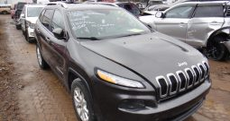 2014 Jeep Cherokee Fwd ( Clean Title)